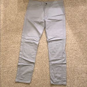 Grey Levi Jeans
